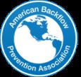 american backflow prevention association badge